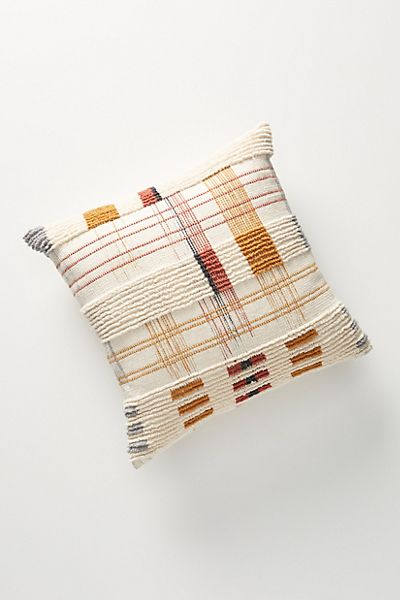 Woven Oxford Pillow
