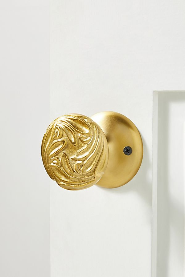 Slide View: 1: Cecily Door Knob