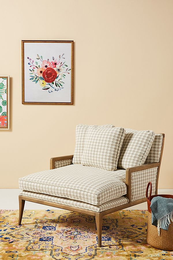 Slide View: 1: Florence Chaise