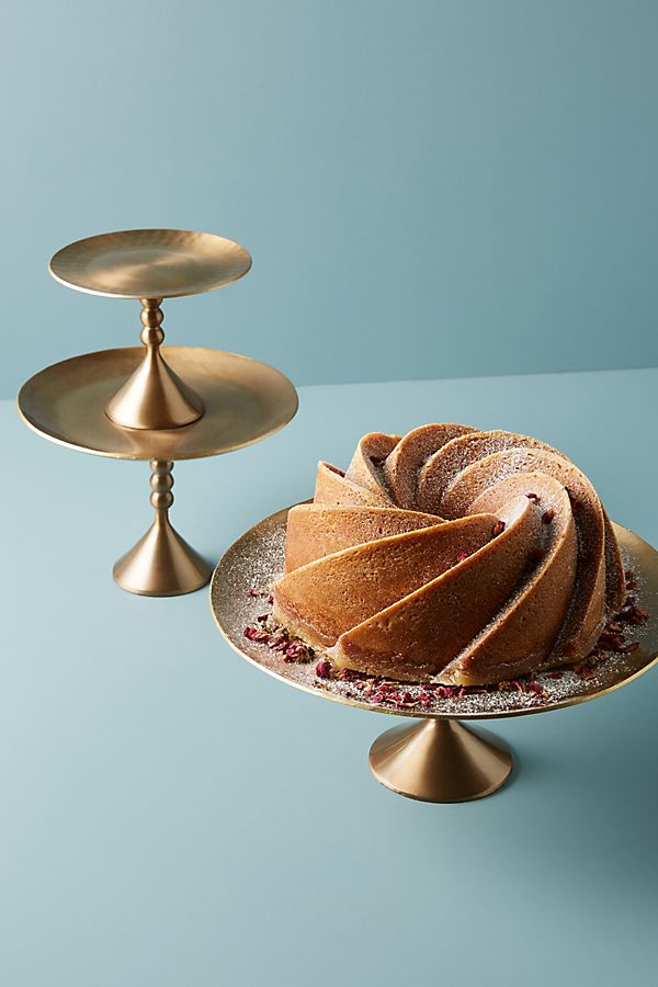 Slide View: 1: Marielle Cake Stand