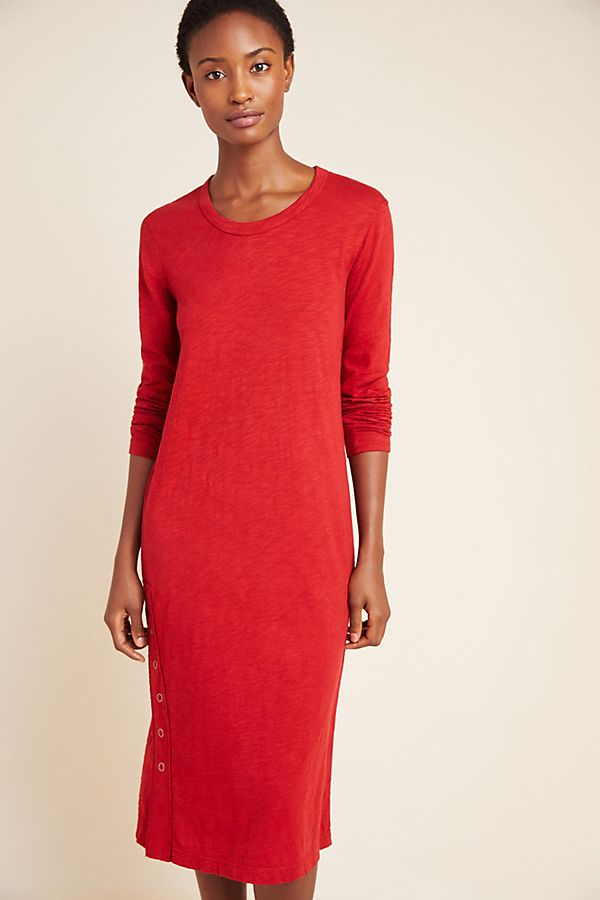 Slide View: 1: Colleen Knit Midi Dress