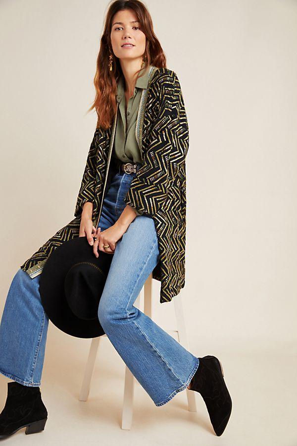 Slide View: 1: Roberta Embellished Kimono