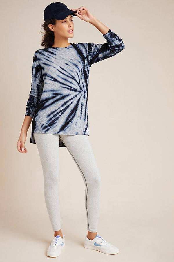 Slide View: 1: Simona Tie-Dyed Sweater