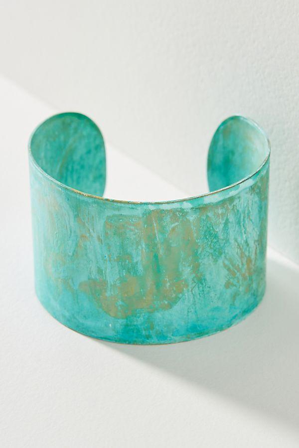 Sibilia Nature Cuff Bracelet by Sibilia