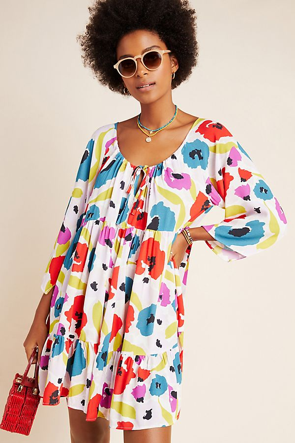 Slide View: 1: Olivia Cover-Up Tunic