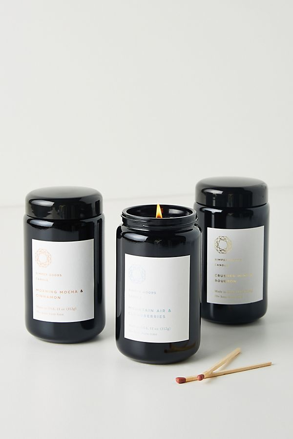 Slide View: 1: Simpler Goods Candle