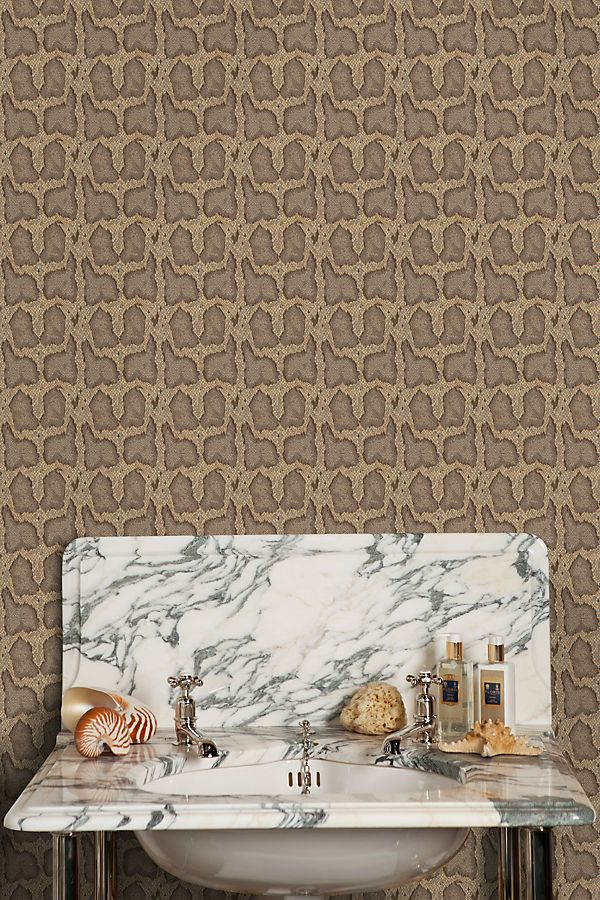 Slide View: 3: House of Hackney Serpentis Wallpaper