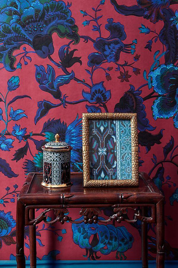 Slide View: 3: House of Hackney Majorelle Wallpaper
