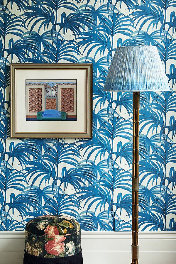Slide View: 3: House of Hackney Palmeral Wallpaper