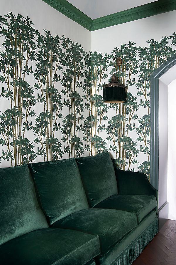 Slide View: 3: House of Hackney Bambusa Wallpaper