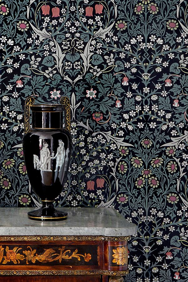 Slide View: 3: House of Hackney Blackthorn Wallpaper