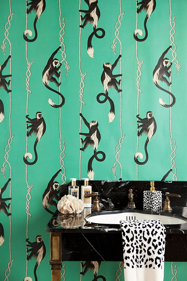 Slide View: 3: House of Hackney Troop Wallpaper