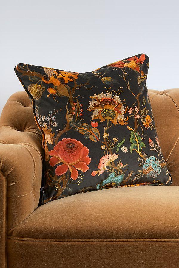 Slide View: 1: House of Hackney Artemis Velvet Pillow