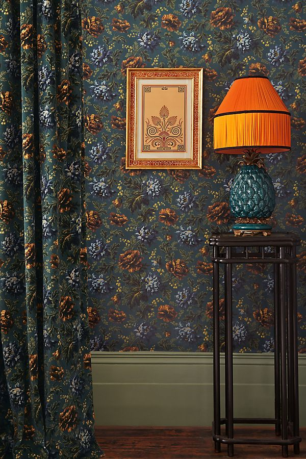 Slide View: 3: House of Hackney Opia Wallpaper
