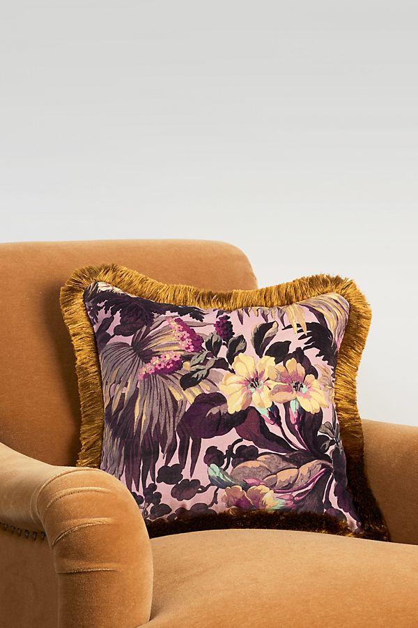 Slide View: 1: House of Hackney Limerence Velvet Pillow