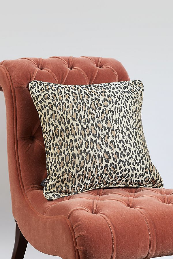 Slide View: 1: House of Hackney Wild Card Jacquard Pillow