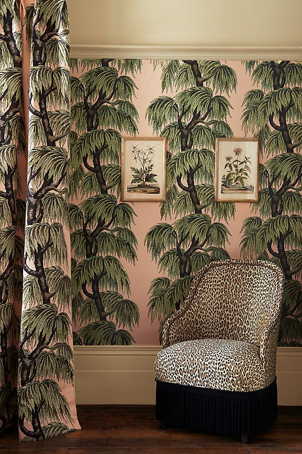 Slide View: 3: House of Hackney Babylon Wallpaper