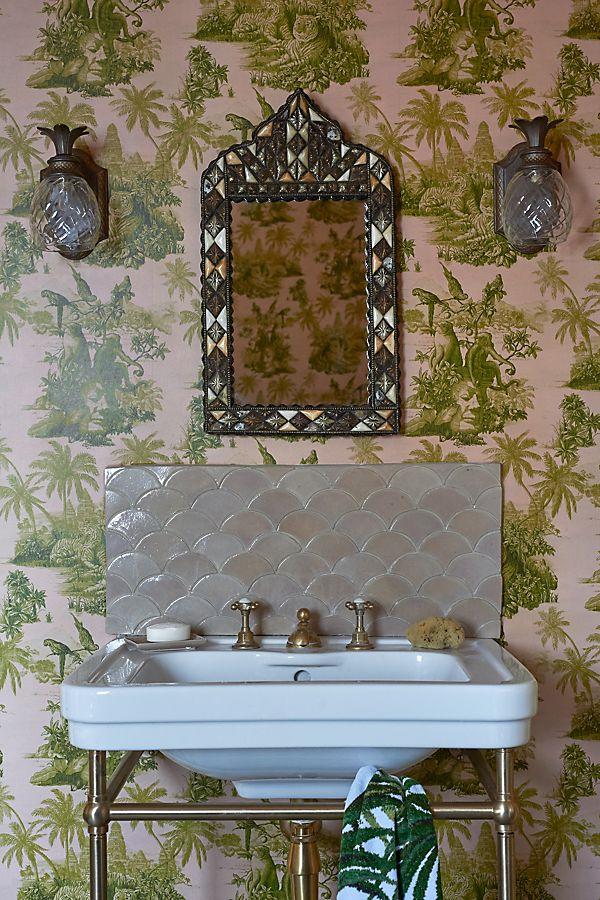 Slide View: 3: House of Hackney Sumatra Wallpaper