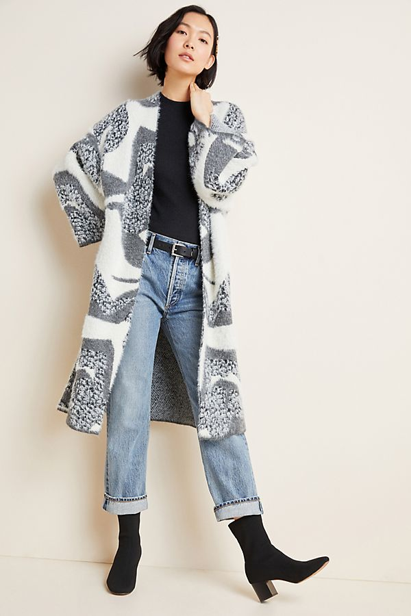 Slide View: 1: Harlan Cozy Kimono