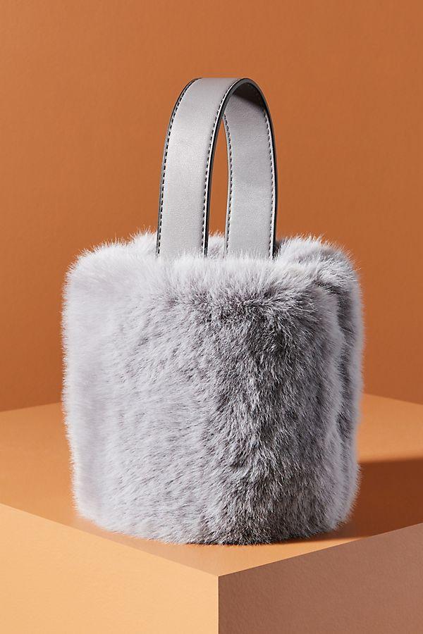 Slide View: 1: Felicity Cozy Bucket Bag
