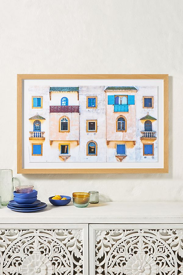 Slide View: 1: Essaouria Home Wall Art