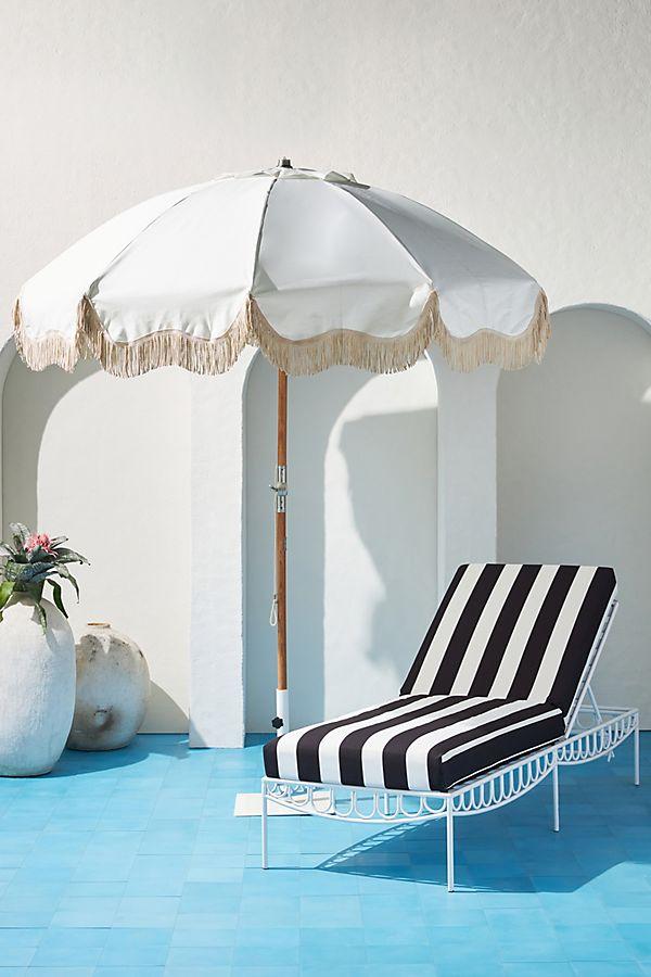 Slide View: 1: Jardin Patio Umbrella