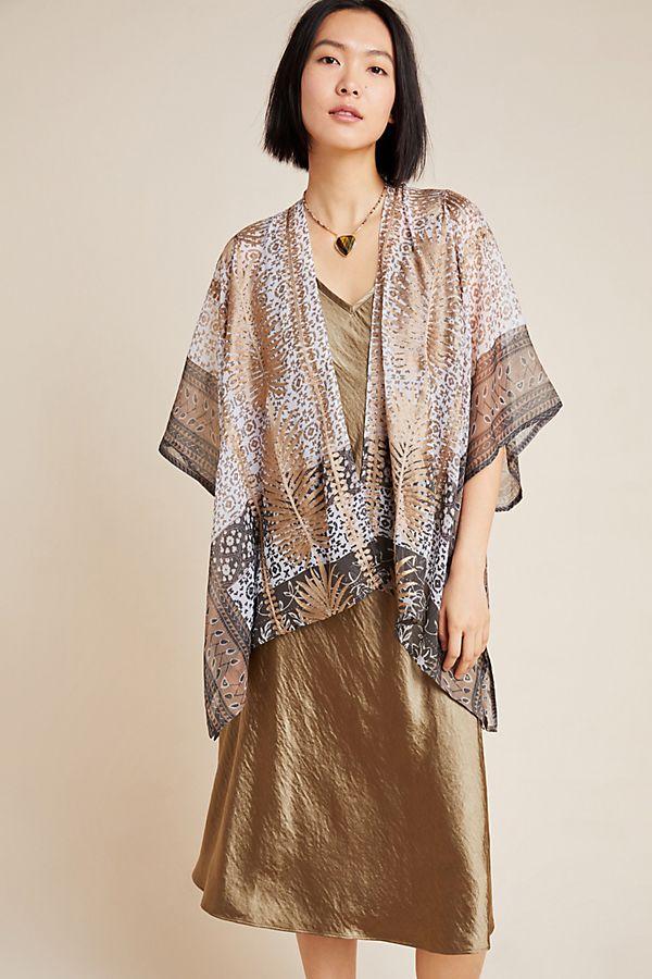 Slide View: 1: Ellery Kimono