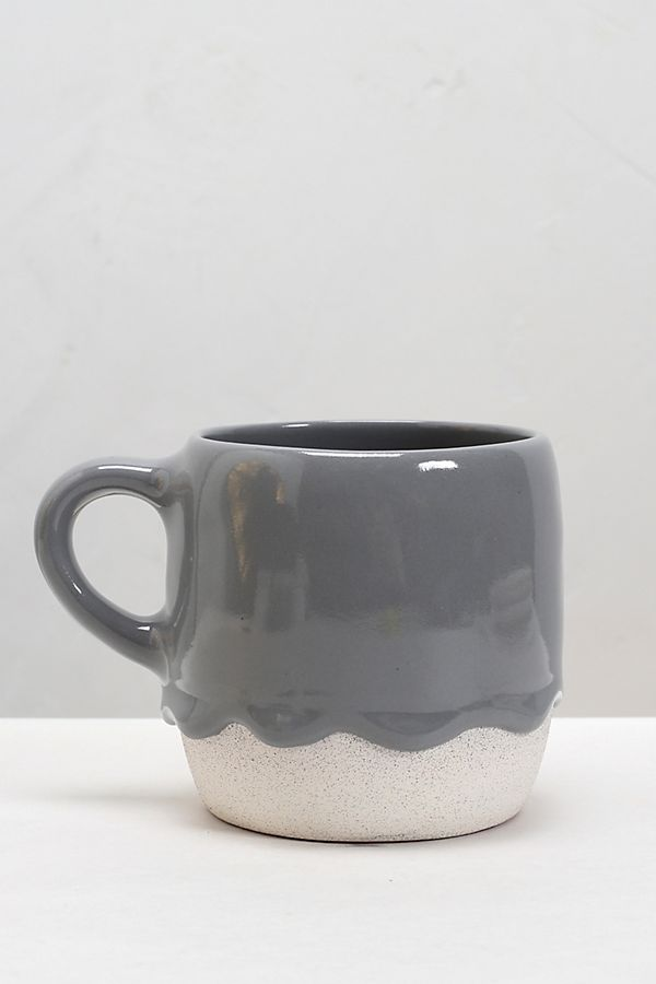 Slide View: 1: Happy Ceramics Belly Mug