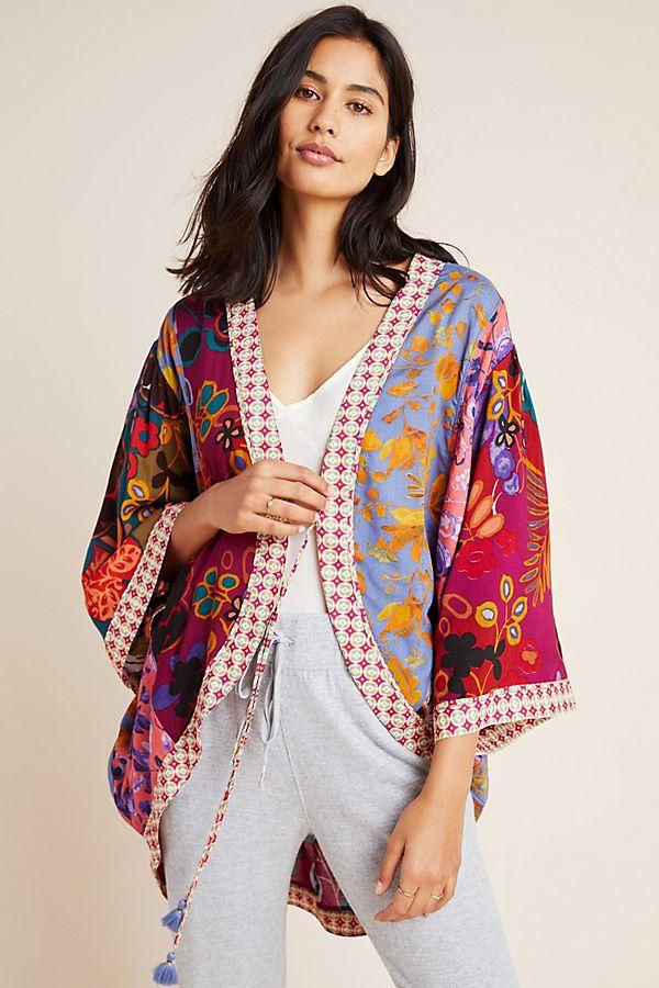 Slide View: 1: Tallie Sleep Kimono