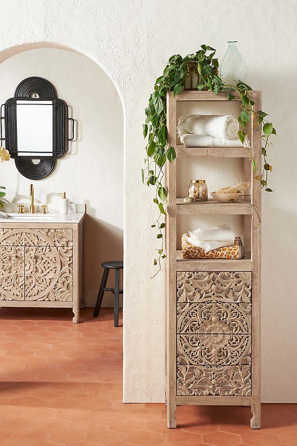 Slide View: 1: Lombok Storage Cabinet