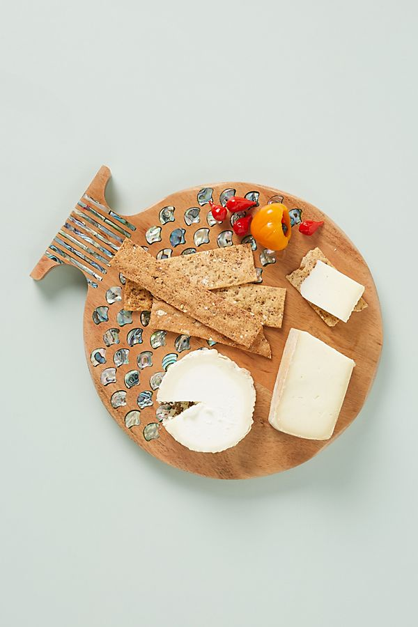 Slide View: 1: Whitbey Cheese Board
