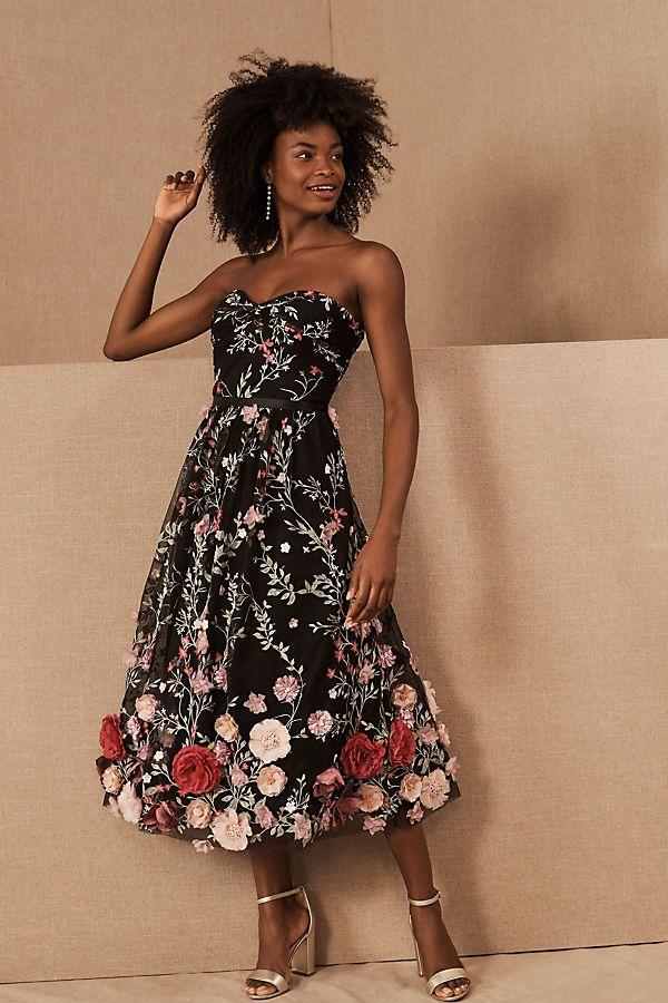 Slide View: 1: Marchesa Notte Remi Dress