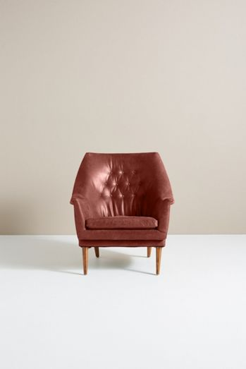 Rivona Leather Chair