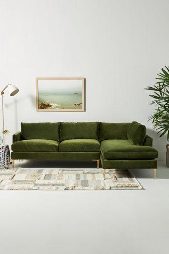 Bowen Modular One-Arm Sofa