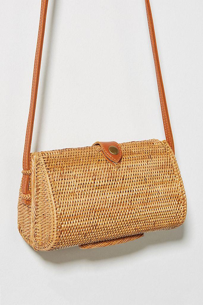 Anita Yokota method woven bag