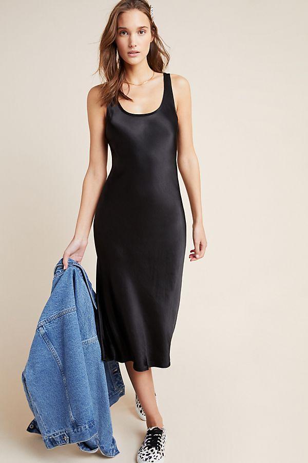Slide View: 1: Samantha Bias Midi Dress