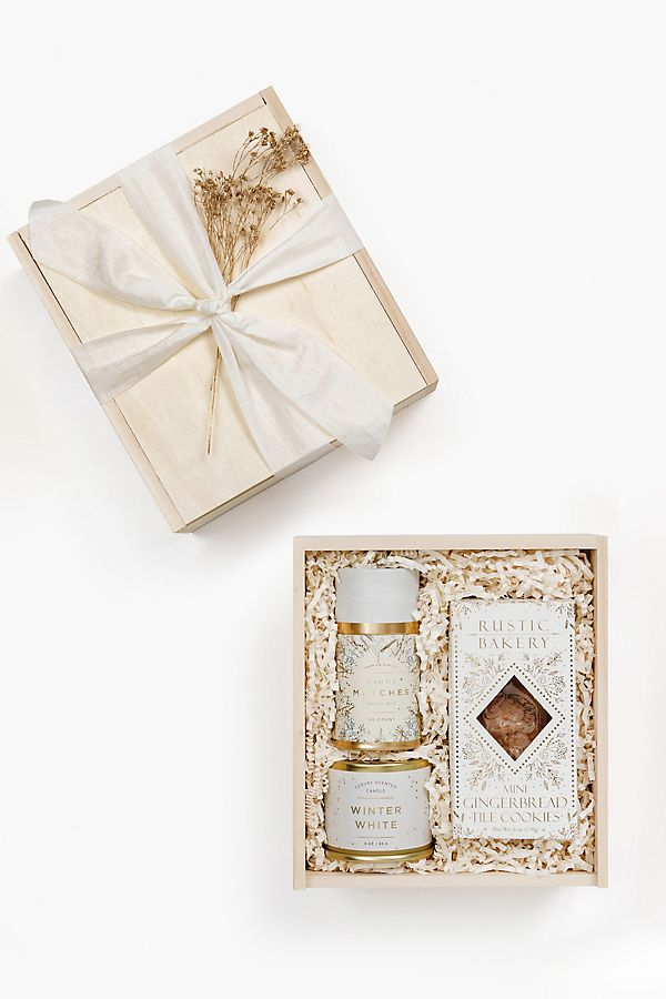 Slide View: 1: Loved and Found Let it Snow Curated Gift Box