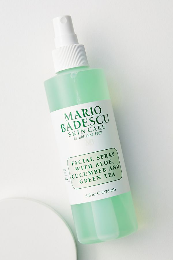 MARIO BADESCU FACIAL SPRAY WITH ALOE, CUCUMBER AND TEA TREE