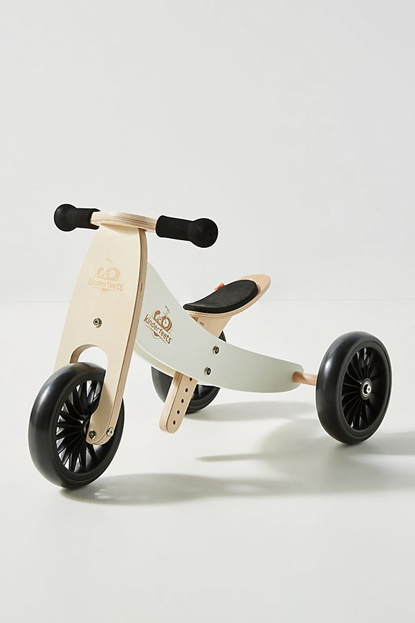 Slide View: 1: Tiny Tot Tricycle and Balance Bike