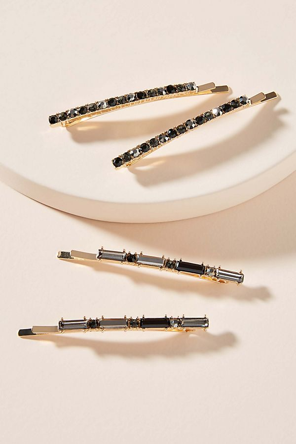 Stella Bobby Pin Set by Anthropologie