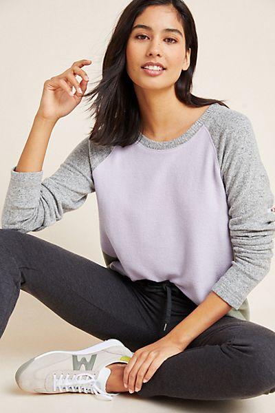 Perla Colorblocked Pullover