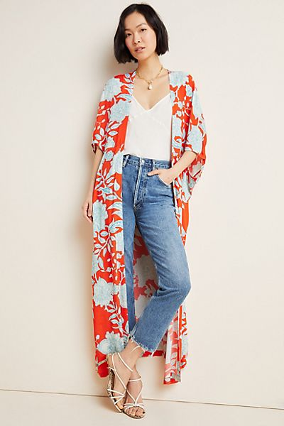 Priscilla Duster Kimono