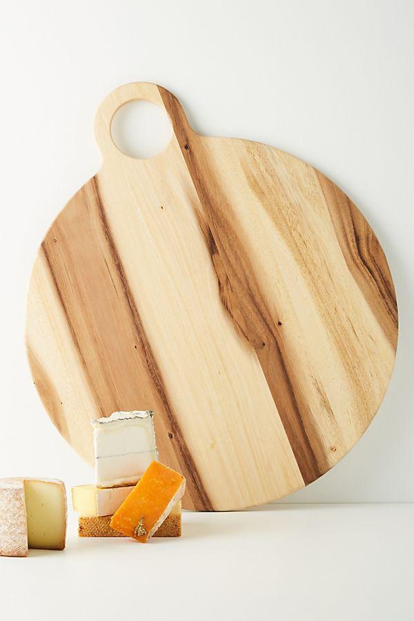 Slide View: 1: Acacia Cheese Board