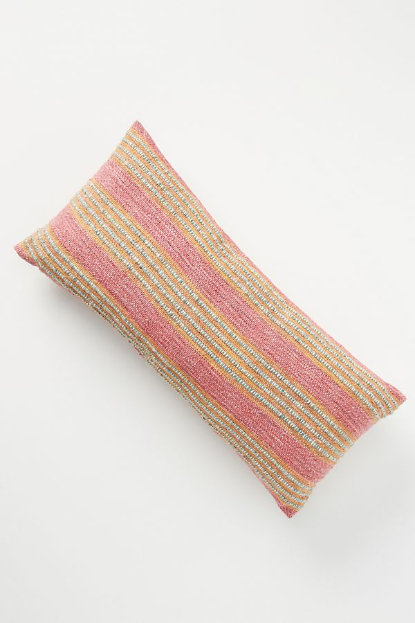 Slide View: 1: Annie Indoor/Outdoor Pillow