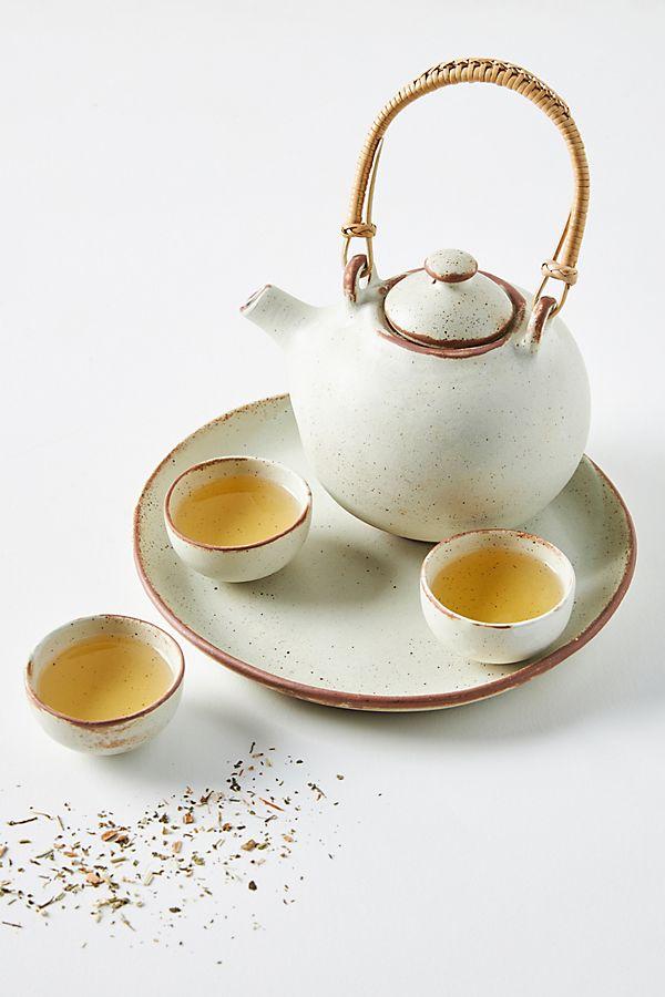 Slide View: 1: Marietta Tea Set