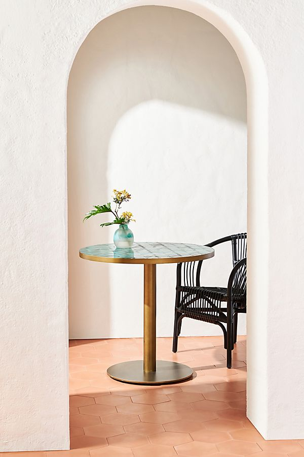 Slide View: 1: Grenada Indoor/Outdoor Bistro Table