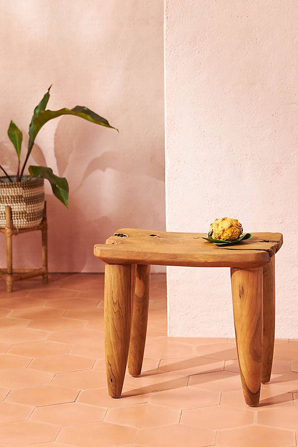 Slide View: 1: Zuri Outdoor Stool