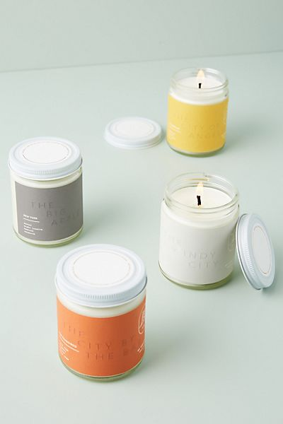 City Jar Candle