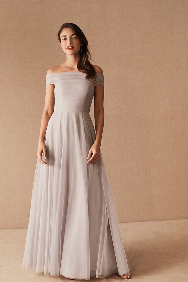 Slide View: 1: Jenny Yoo Ryder Convertible Dress