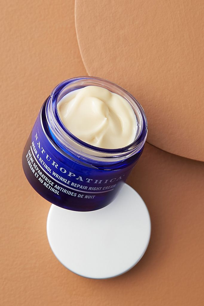 Naturopathica Argan Retinol Wrinkle Repair Night Cream Anthropologie